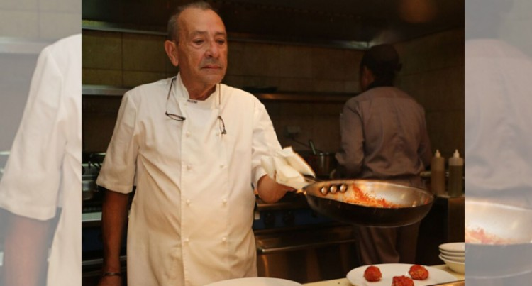 Acclaimed chef Alfieri at Warwick Fiji
