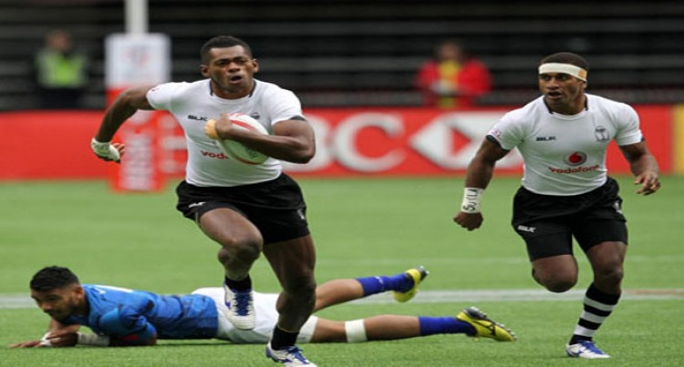 Fiji Drops Out In  Semis At Vancouver 7s
