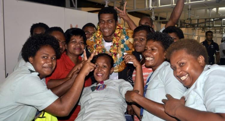 Kolinisau: No More Catch-up Rugby
