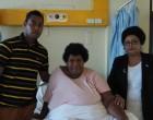 Bedridden Grandmother Misses Her Village