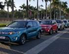 Suzuki Vitara's Modern Elements