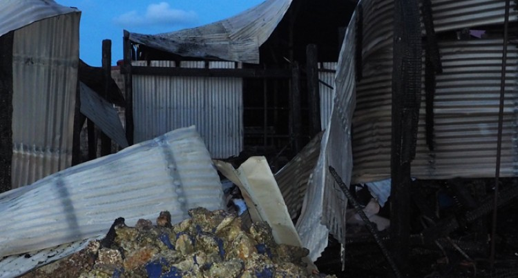 NFA: Cause Of Warehouse Fire Still Unknown