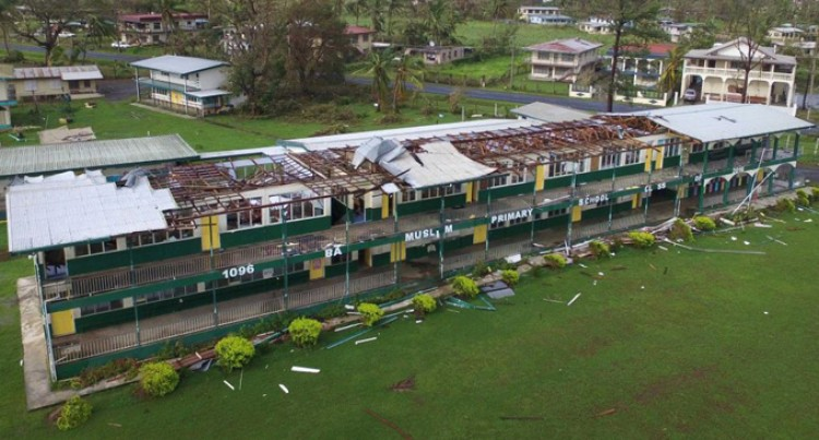 High Cost Of Cyclones In Fiji And Pacific