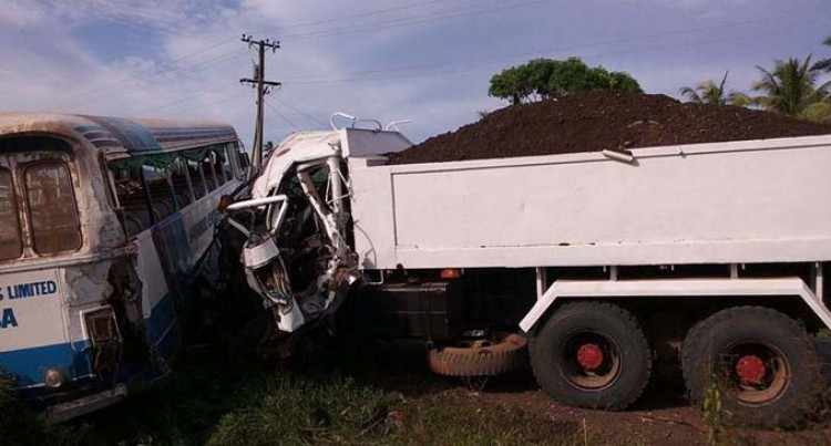 Bus Accident In Labasa