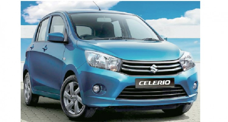 Compact And Feature Packed Celerio