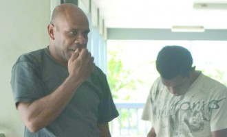 Vendor Tamani Pleads Guilty To Assaulting  Security Officer
