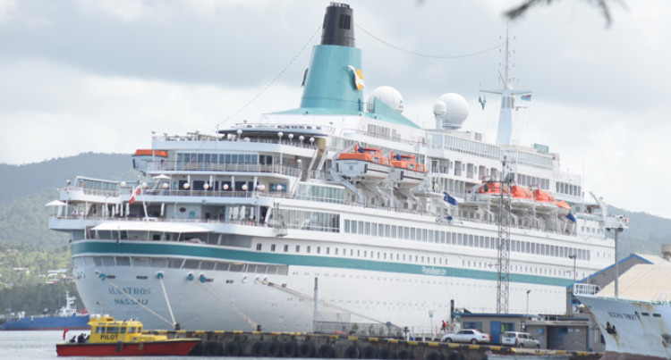 Winston Fails To Stop Tourist Ships