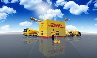 DHL Team In The Country