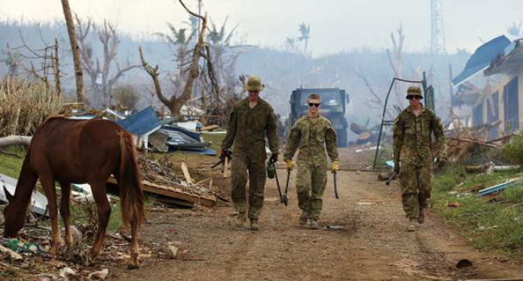 Koro Devastation Worse Than War Zone: Aust Commander