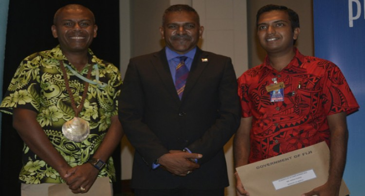 Former Teacher Tuitani Is One Of  Fijian Host Winner