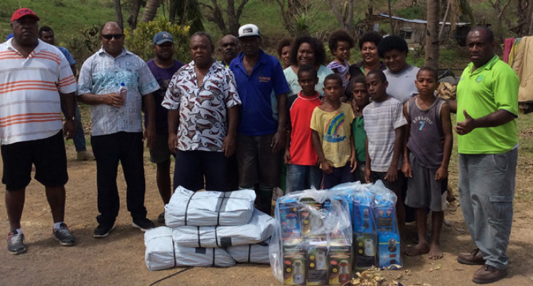 All Smiles For Tavua Resident