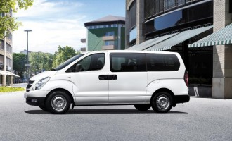 Hyundai H-1 Awarded 'Australia's Best Cars Awards', and Now Available Here