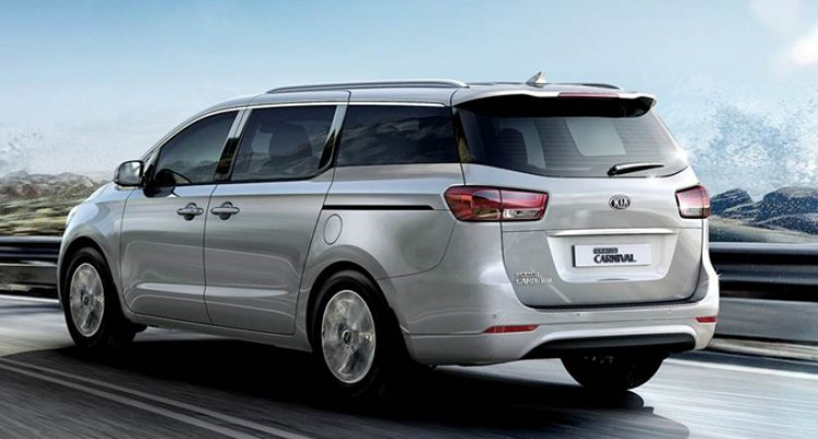 The Multi Award Kia Carnival People Mover