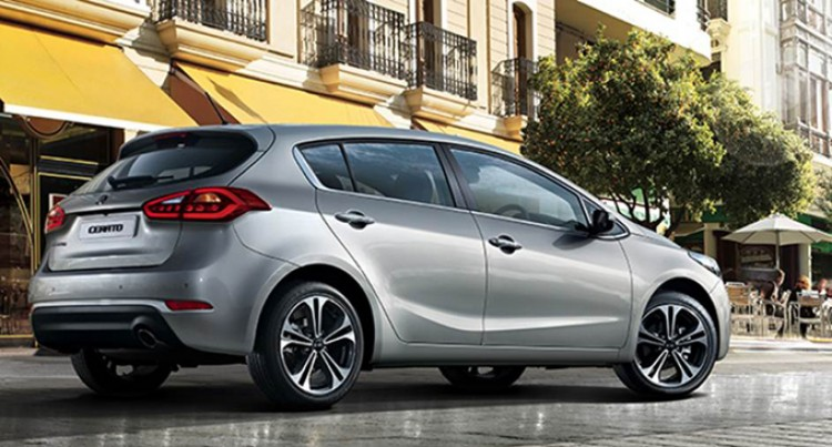 The Multi Award Winning Kia Cerato