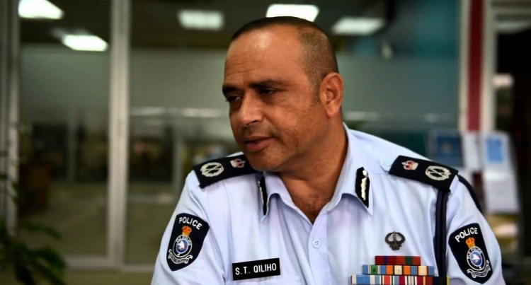 Interview With Commissioner Of Police, Brigadier Sitiveni Qiliho On His New Appointment