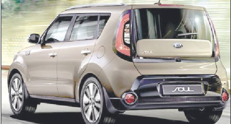 2016 Kia Soul Named Best Car for Families