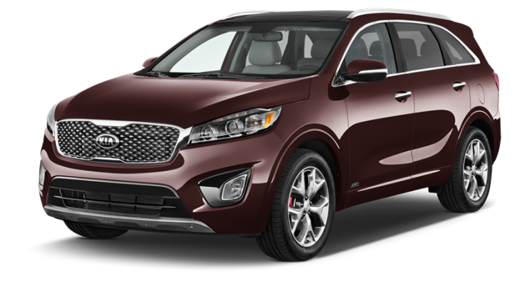 Get comfort and style with all-new Kia Sorento