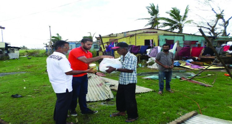 Fiji Muslim League Assists With Housing