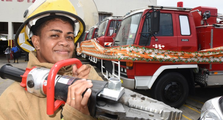 Fire Services Boosted