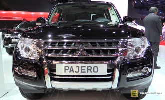 The bold, Exquisite and Elegant Pajero