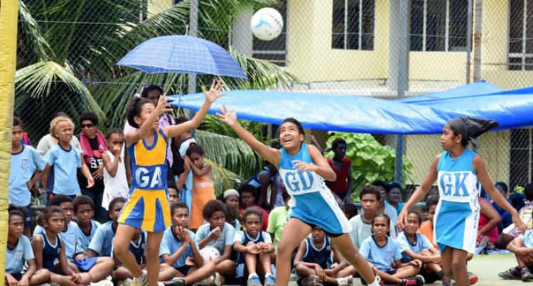 Suva Primary School Netball