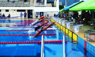 Swimmers Gear Up For Oceania Meet