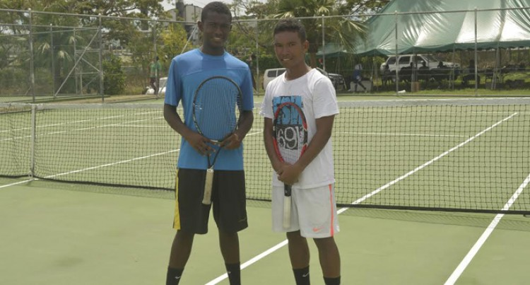 Natabua Student Crowned tennis champ