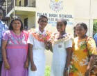 Rajnil, Grace Take On Leadership Challenges
