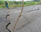 Large Slip Occurs On Nabouwalu Road