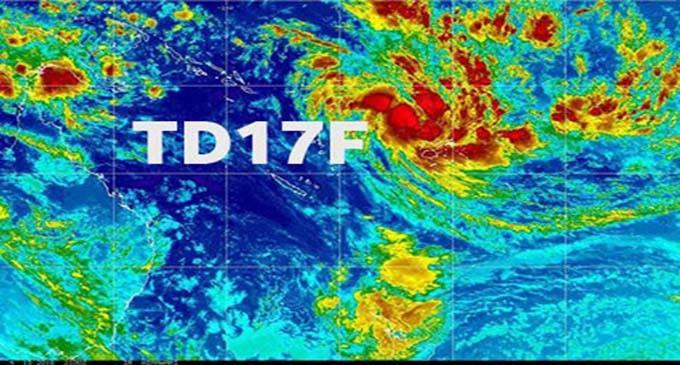 Tropical Disturbance 'No Threat' To Fiji
