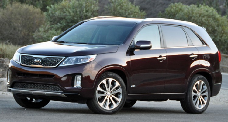 Truecar Pre-owned Value Award For Kia Sorento