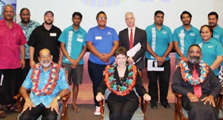 USP, US Embassy Host Fishackathon Event