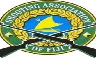 Shooting Fiji Eyes  Commonwealth Games