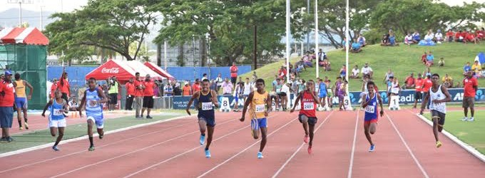 Some Medal Winners Till Now In The Coca Cola Games 2016-Day 1