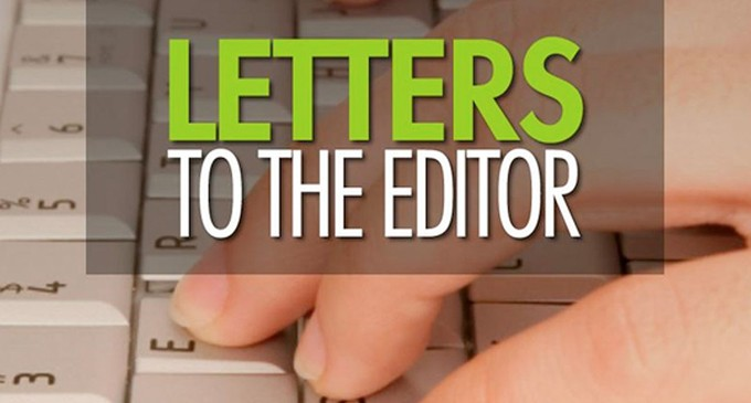 Letters To The Editor, 18th April 2016