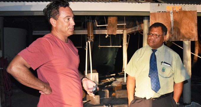 Hunter Not Happy With Proposed Savusavu Jetty Expansion