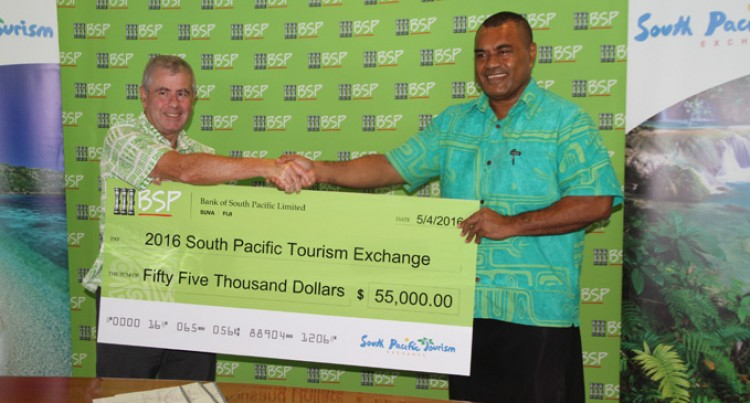 BSP To Sponsor 2016 South Pacific Tourism Exchange