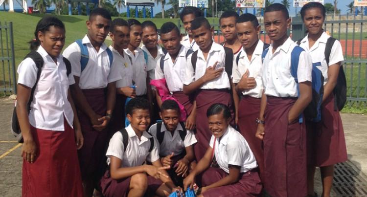 16 Athletes For  Basden College