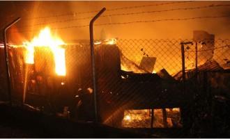 Family Seeks Help After Blaze