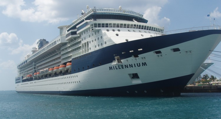 Online Pacific Cruise  Database Revamped