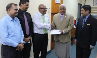 Insurance Firms Donate $82,500