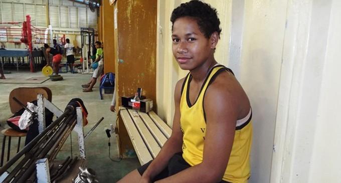 Cikamatana Will Be Fiji's Greatest Athlete