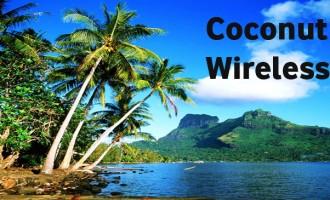 Coconut Wireless, 24th April 2016
