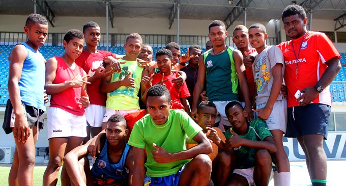 Tuisiga Looking For Gold Medal