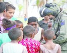 It's An Honour To Help Fiji, Says NZDF Member Corporal Mellish