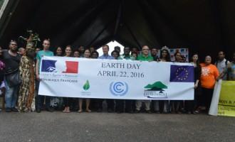 Earth Day Celebrated In Suva
