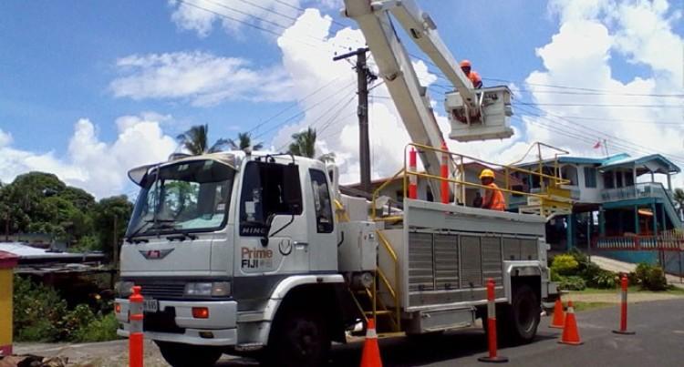 Extra Effort Put In Restoring Street Lights