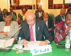 Saran Highlights Climate Challenge To ACP Countries In Meet