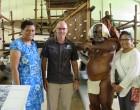 Restoring The Ratu Finau Canoe