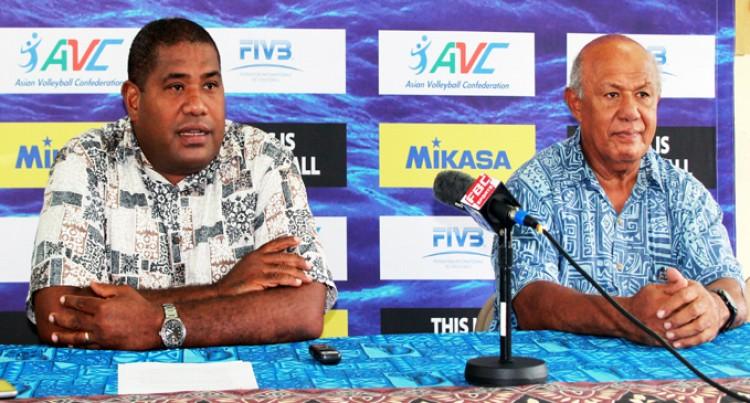 Fiji To Host Oceania  Volleyball